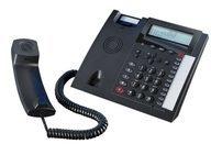 AGFEO Telekommunikation AGFEO T 18 - Telefon mit Schnur mit Rufnummernanzeige - Schwarz 6101179