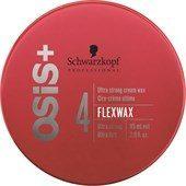 Schwarzkopf Professional Osis Texture FLEXWAX Ultra Strong Cream Wax 85 ml