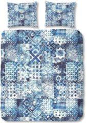 Good Morning Zouzou Ernesto - Dekbedovertrek - Eenpersoons - 140x200/220 cm + 1 kussensloop 60x70 cm - Blauw
