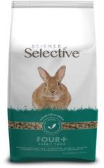Supreme Science Selective Rabbit 4plus - Konijnenvoer - 3 kg
