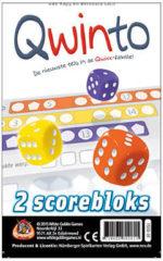 White Goblin Games Qwinto scorebloks