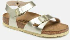Birkenstock - Kid's Rio BF - Sandalen maat 38 - Schmal, bruin/beige