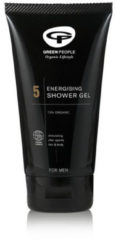 Groene Green People Men showergel energizing 150 Milliliter