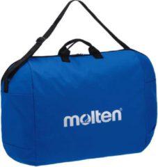 Molten Ballentas Voor Volley- En Voetballen 70,4 Liter Blauw