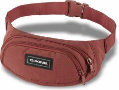 Dakine - Hip Pack - Heuptas maat One Size, rood/grijs