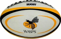 Gele Gilbert Official Wasps Premiership Replica rugbybal