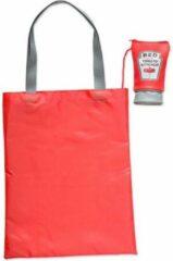 Balvi Shopper Opvouwbaar Ketchup 41 Cm Polyester Rood