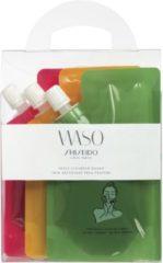 Shiseido Waso Reset Cleanser Squad - 3 x 70 ml - Reinigingsgel