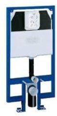 Grohe Rapid SL WC element voor voorwand of systeemwandmontage incl. wandbevestiging 113cm voor smalle kleine ruimtes inbouwdiepte 95mm 38994000