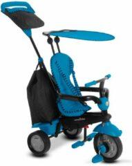 SmarTrike 4-in-1-driewieler Glow Meisjes Blauw/Zwart