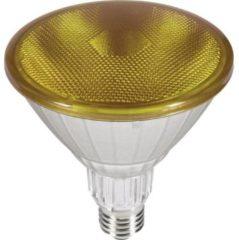 Segula 50761 LED (monochrome) EEC A (A++ - E) E27 Reflector 18 W = 120 W Yellow (Ø x L) 80 mm x 120 mm 1 pc(s)