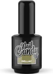 Groene Nail Candy Gellak: Baby Olive - 15ml