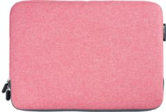 Gecko Covers Gecko Universal Zipper Sleeve Laptop 13 inch - Roze