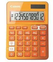 Oranje Canon Bureaurekenmachine LS-123K