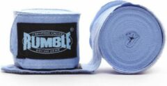Rumble Boksbandage Elastisch Baby Blauw