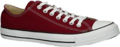 Bordeauxrode Bordeaux Sneakers Converse Chuck Taylor All Star