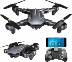 Zwarte Trendtrading Pocket Drone TD5RC met 4K HD Camera - 20 minuten vliegtijd