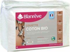 BLANREVE Dekbed van biologisch katoen, gematigd - 300 g / m² - 220x240cm