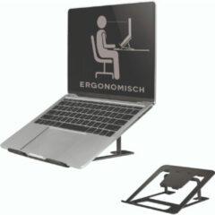 NewStar NSLS085 Opvouwbare Laptopstandaard Zwart