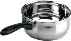 Zilveren Lacor Garinox Steelpan - Ø 18cm - 2L