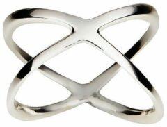 Juulry Zilver Vlinder Ring