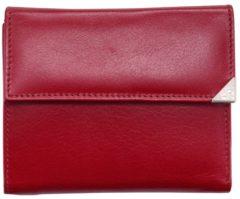 DR Amsterdam Toronto Damesportemonnee red 15115 RED Dames portemonnee
