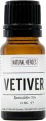 Natural Heroes Vetiver Essentiële Olie 30 ml