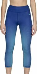 4F Women's Functional Trousers H4L20-SPDF008-91A, Vrouwen, Blauw, Leggings maat: M EU