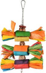 Flamingo Vogelspeelgoed Rainbow Multi - Vogelspeelgoed - 31 cm Multi-Color