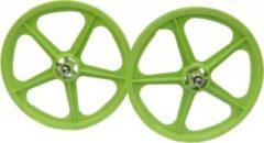 """20"""" Skyway Tuff II BMX Laufradsatz Set / Paar verschiedene Farben"""