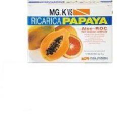 Drf Mgk vis ricarica papaya con roc 12 bustine