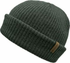 Basic Muts Grijs - Grijze Beanie - Wakefield Headwear - Mutsen