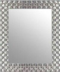 Perfecthomeshop Spiegel Zilver Modern 70x110 cm – Samantha – Mensenwerk – Brocante