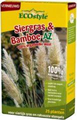 Ecostyle Siergras & Bamboe-AZ Meststof 800 g