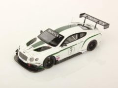 Bentley Continental GT3 #7 12H 2013