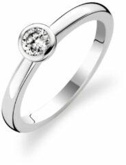 Zilveren TI SENTO Milano Ring 1868ZI - Maat 56 (17,75 mm) - Gerhodineerd Sterling Zilver