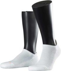 Witte FALKE Ergonomic Sport System Falke Cool Kick Sneaker - Sportsokken - Volwassenen - Wit (2000) - Maat 46-48