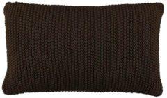 Kissen 'Nordic knit' Marc O'Polo Braun