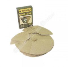 Astelav Filtri in carta per caffè 4/6 tazze 100 pezzi 00818254