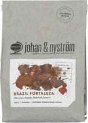 Johan & Nyström - Brazil Fortaleza - Koffie bonen - 250gr