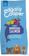 Edgard-Cooper Edgard&Cooper Yummy Norwegian Salmon Adult Zalm&Rode Biet&Appel - Hondenvoer - 12 kg