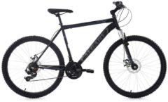 26 Hardtail ATB Mountainbike 21 Gänge Calgary schwarz KS Cycling schwarz