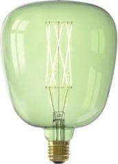 Calex - Led Lamp - Kiruna Emerald - E27 Fitting - Dimbaar - 4w - Warm Wit 2000k - Groen