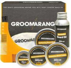 Groomarang Premium Baardkam Collectie