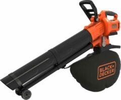 BLACK+DECKER BCBLV36B Bladblazer - 36V - 8 snelheden - zonder accu en lader