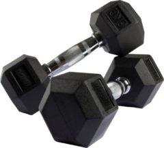 VirtuFit Hexa Dumbbell Pro - 6 kg - Per Stuk