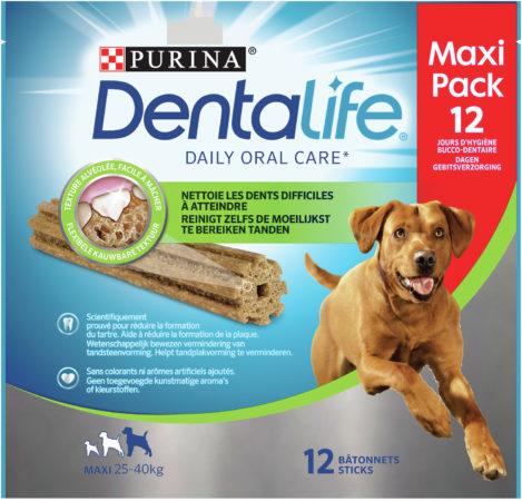 Afbeelding van Purina Dentalife Daily Oral Care Large - Hondensnacks - 426 g