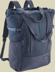 Patagonia Lightweight Travel Tote Pack variable Schultertasche Volumen 22 dolomite blue