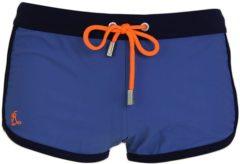 Lichtblauwe Ramatuelle Zwemboxer Heren - Sabah - Maat S - Kleur Blauw / Cornflower