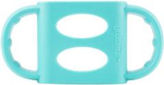Dr. Brown's Siliconen handvaten voor aan standaardfles - turquoise